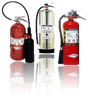 Central Fire Protection Inc. can provide consultation to help select the correct size and type of Fire Extinguisher for you.